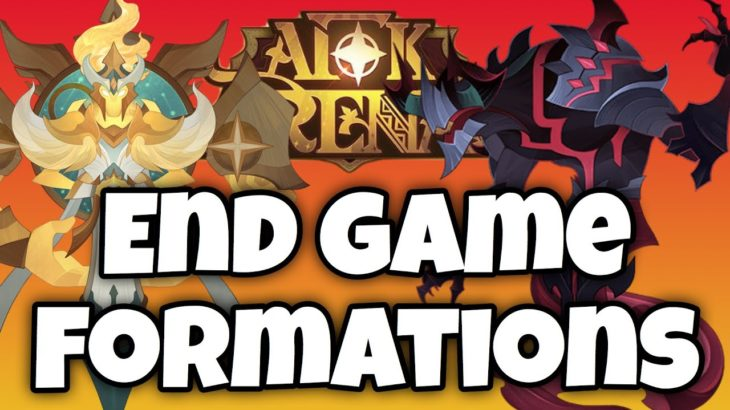 END GAME FORMATIONS – WHITESUSHII'S GUIDE! [AFK ARENA GUIDES]