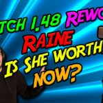 AFK Arena – Patch Notes 1.48 – Analisi Rework Raine – Is She Worth Now?