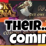 MORE LEAKS… NEW CELESTIALS AND HYPOGEANS! [AFK ARENA]