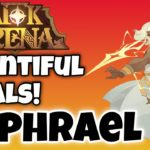 ZAPHRAEL – ARENA OF TRIALS – FULL CLEAR! [AFK ARENA GUIDE]