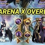 AFK ARENA X OVERLORD COLLABORATION I SKILLS WEAPONS AND ARTIFACTS SHOWCASE