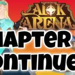 ARTHUR AND GWYNETH BUILD THE PERFECT FORMATION!  [AFK ARENA]