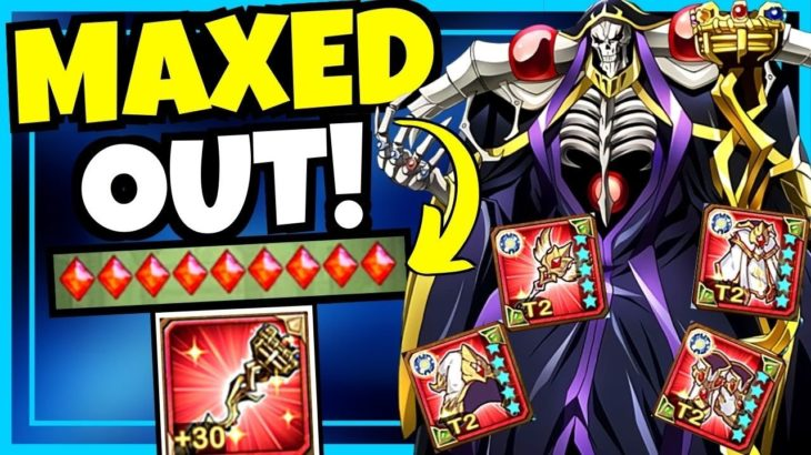 AINZ DELETES EVERYTHING!!! [AFK ARENA]