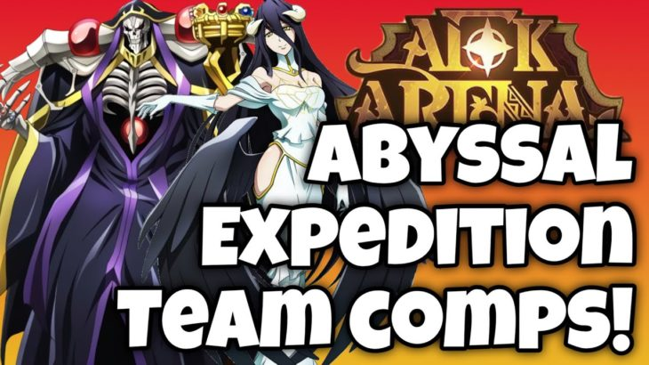 BEST TEAM COMPS VS. ALBEDO AND AINZ IN AE [AFK ARENA GUIDE]